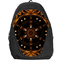 Smoke Art (13) Backpack Bag