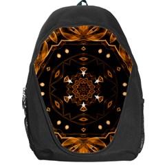 Smoke art (13) Backpack Bag
