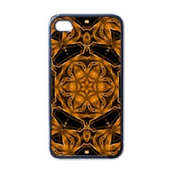 Smoke art (14) Apple iPhone 4 Case (Black)