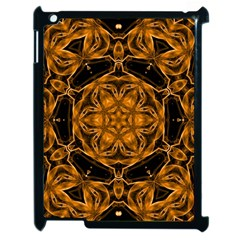 Smoke art (14) Apple iPad 2 Case (Black)