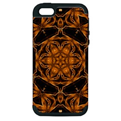 Smoke art (14) Apple iPhone 5 Hardshell Case (PC+Silicone)