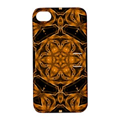 Smoke art (14) Apple iPhone 4/4S Hardshell Case with Stand
