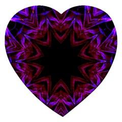Smoke art  (15) Jigsaw Puzzle (Heart)