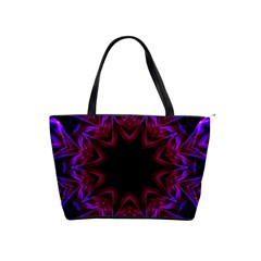 Smoke art  (15) Large Shoulder Bag