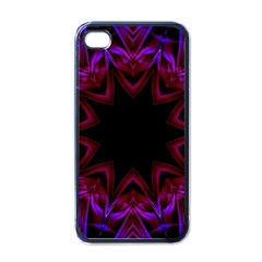 Smoke art  (15) Apple iPhone 4 Case (Black)