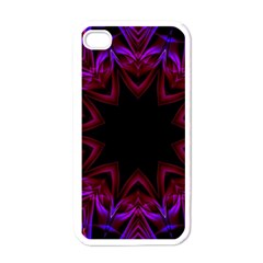 Smoke Art  (15) Apple Iphone 4 Case (white)