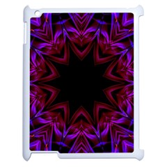 Smoke art  (15) Apple iPad 2 Case (White)