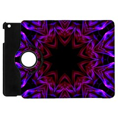 Smoke Art  (15) Apple Ipad Mini Flip 360 Case
