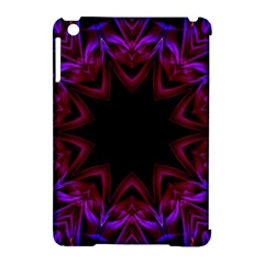 Smoke art  (15) Apple iPad Mini Hardshell Case (Compatible with Smart Cover)