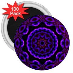 (16) 3  Button Magnet (100 pack)
