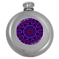 (16) Hip Flask (Round)