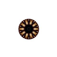 Smoke art (17) 1  Mini Button Magnet