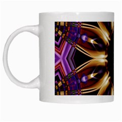 Smoke art (17) White Coffee Mug