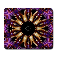 Smoke art (17) Large Mouse Pad (Rectangle)