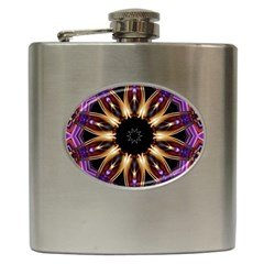 Smoke Art (17) Hip Flask