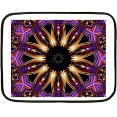 Smoke art (17) Mini Fleece Blanket (Two-sided)