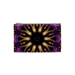 Smoke art (17) Cosmetic Bag (Small)
