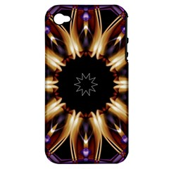Smoke art (17) Apple iPhone 4/4S Hardshell Case (PC+Silicone)