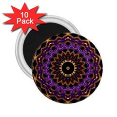 Smoke art (18) 2.25  Button Magnet (10 pack)