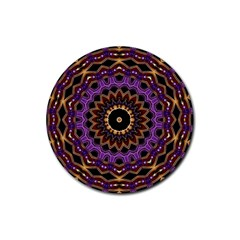 Smoke art (18) Drink Coasters 4 Pack (Round)