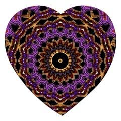 Smoke art (18) Jigsaw Puzzle (Heart)
