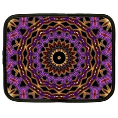 Smoke art (18) Netbook Case (XL)