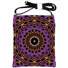 Smoke Art (18) Shoulder Sling Bag