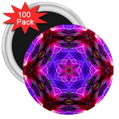 Smoke art (19) 3  Button Magnet (100 pack)