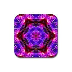 Smoke art (19) Drink Coasters 4 Pack (Square)