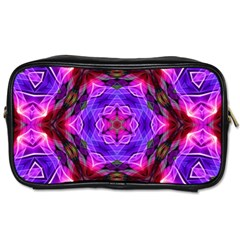 Smoke art (19) Travel Toiletry Bag (One Side)