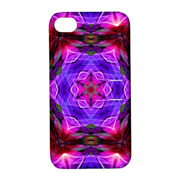 Smoke art (19) Apple iPhone 4/4S Hardshell Case with Stand