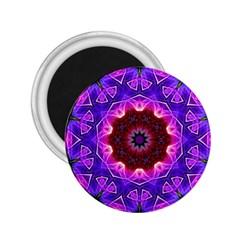 Smoke art (20) 2.25  Button Magnet