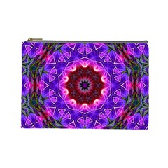 Smoke art (20) Cosmetic Bag (Large)