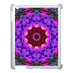 Smoke art (20) Apple iPad 3/4 Case (White)