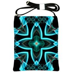 Smoke art (21) Shoulder Sling Bag