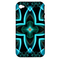 Smoke art (21) Apple iPhone 4/4S Hardshell Case (PC+Silicone)