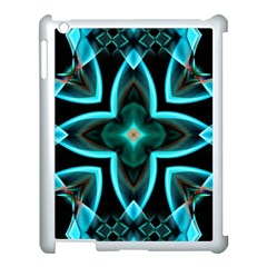 Smoke art (21) Apple iPad 3/4 Case (White)