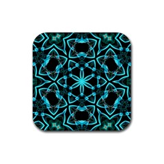 Smoke art (22) Drink Coasters 4 Pack (Square)
