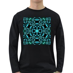 Smoke art (22) Mens' Long Sleeve T-shirt (Dark Colored)