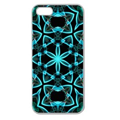 Smoke art (22) Apple Seamless iPhone 5 Case (Clear)