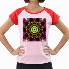 Smoke art (23) Women s Cap Sleeve T-Shirt (Colored)