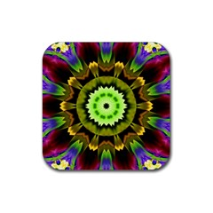 Smoke art (23) Drink Coasters 4 Pack (Square)