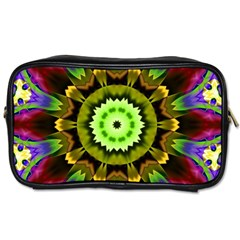 Smoke Art (23) Travel Toiletry Bag (one Side)