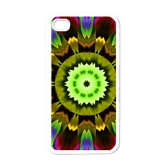 Smoke Art (23) Apple Iphone 4 Case (white)