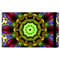 Smoke Art (23) Apple Ipad 2 Flip Case
