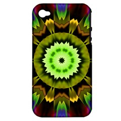 Smoke art (23) Apple iPhone 4/4S Hardshell Case (PC+Silicone)