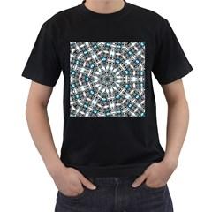 Smoke Art (24) Mens' Two Sided T Shirt (black)