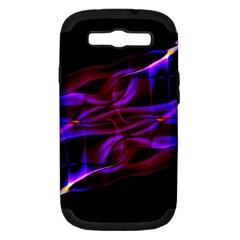 Mobile (1) Samsung Galaxy S III Hardshell Case (PC+Silicone)