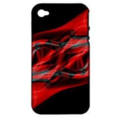 Mobile (3) Apple Iphone 4/4s Hardshell Case (pc+silicone)