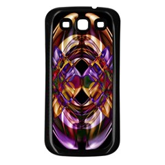Mobile (4) Samsung Galaxy S3 Back Case (Black)